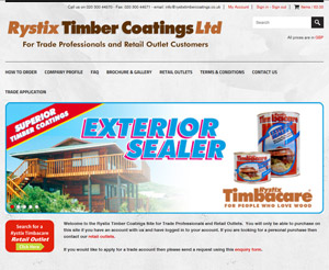 Rystix Timber Coatings