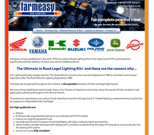 Farmeasy ATV Lighting Kits