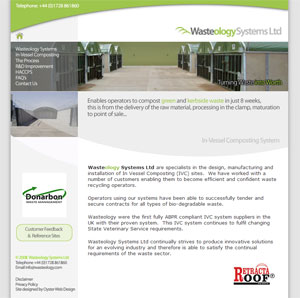 Wasteology Systems Limited