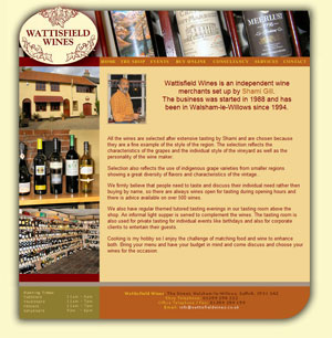 Wattisfield Wines