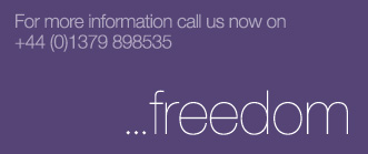 Please call us on 01379 898 535